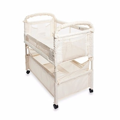 Arm's Reach Clear-Vue Co-Sleeper with Mattress Protector Review