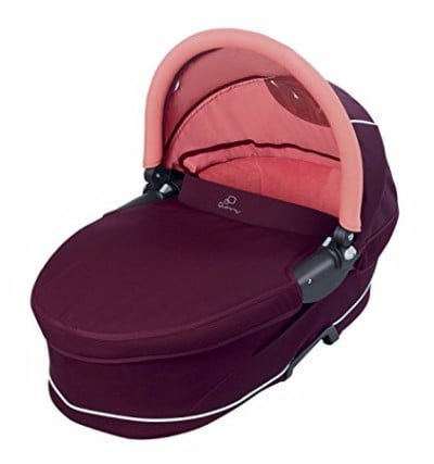 Quinny Dreami Pink Emily Limited Edition Bassinet Review