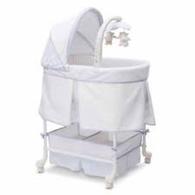 Simmons Royalton Kids Beautyrest Studio Gliding Bassinet Review