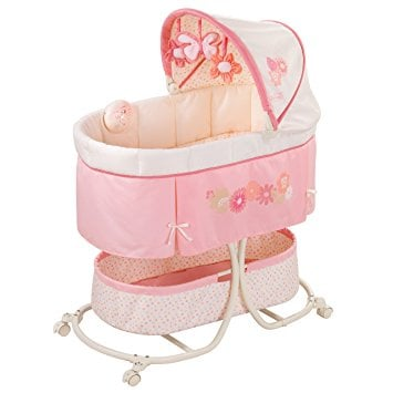 Summer Infant Lila Soothe & Sleep Bassinet with Motion Review
