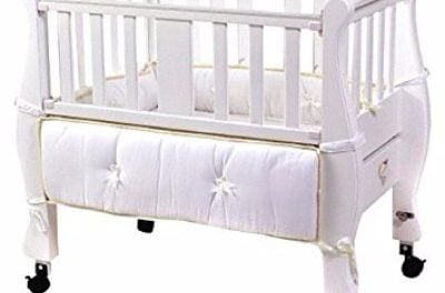 Arm's Reach Co-Sleeper Bassinet Sleigh Bed Review