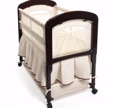 Arm's Reach Concepts Natural Cambria Co-Sleeper Bassinet Review