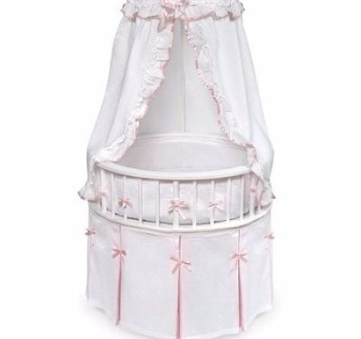 Badger Basket Elegance Round Baby Bassinet Review