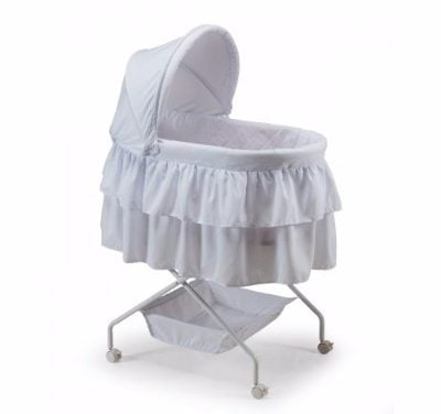 Big Oshi Madison Bassinet Review
