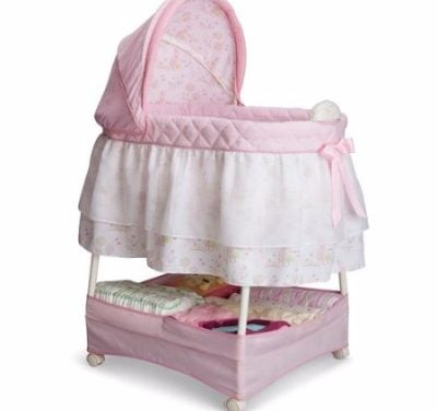 Disney Princess Gliding Bassinet Review