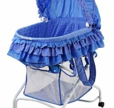 Dream On Me Layla 2 in 1 Bassinet To Cradle Review