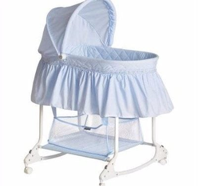 Dream On Me Willow Bassinet Review
