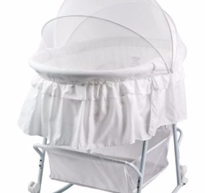 Dream on Me Lacy Portable 2-in-1 Bassinet Review