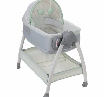 Graco Dream Suite Bassinet Review