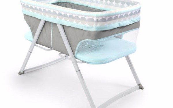 Ingenuity FoldAway Rocking Bassinet Review