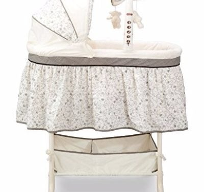 Simmons Slumber Time Kids Deluxe Gliding Bassinet Review