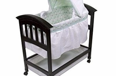 Summer Infant Classic Comfort Wood On Point Bassinet Review