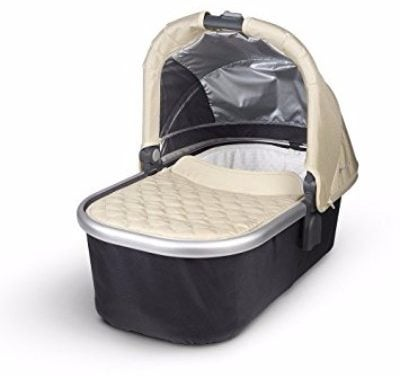 UPPAbaby Lindsey Wheat Bassinet Review