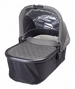 UPPAbaby Pascal Grey Bassinet Review